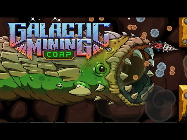 Galactic Mining Corp - Intergalactic Mining Roguelite