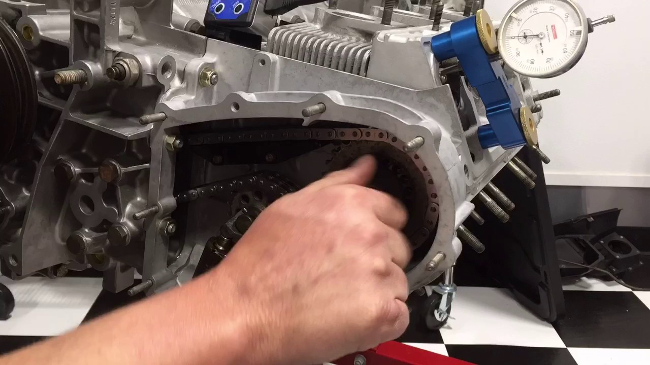 Porsche 911 Cam Timing