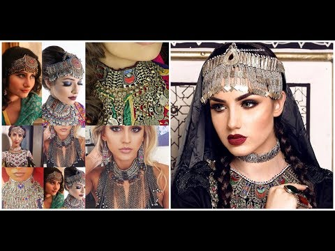 antique-traditional-afghani-tribal-jewellery-design-2019-20