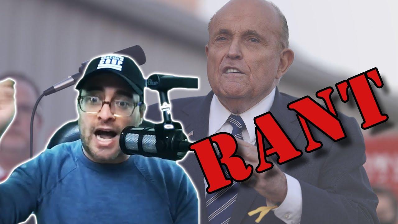 Jordan GOES OFF on Rudy Giuliani
