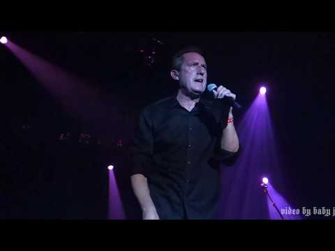 Orchestral Manoeuvres In The Dark [OMD]-THE PUNISHMENT OF LUXURY-Live-Regency, San Francisco-7.28.17