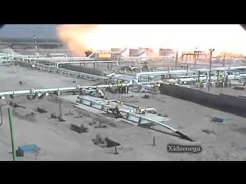 Gas explosion jubail petrochemical plant were 6 people die a