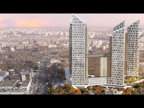 Строительный бум в Армении. Самый успешный проект в СНГ