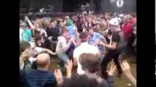 Greatest Mosh Pit Ever