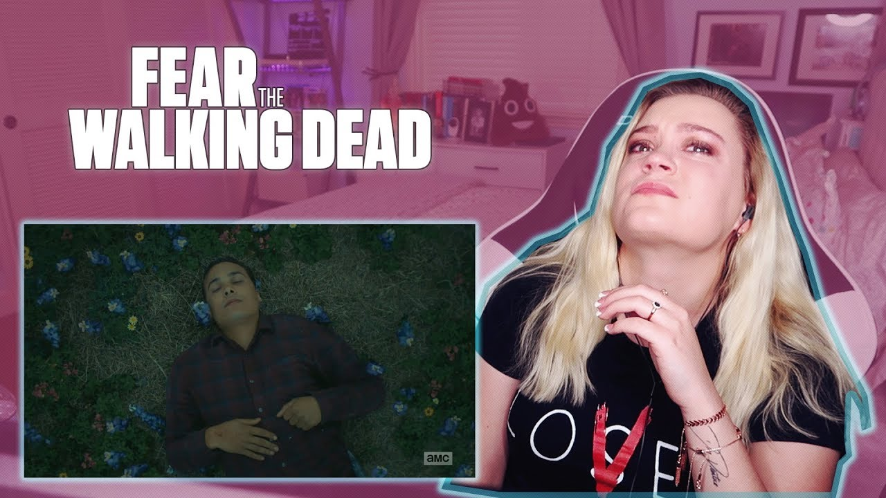 """Download Fear The Walking Dead Season 4 Episode 3 """"Good Out Here"""" REACTION!"""
