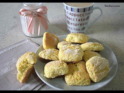 biscotti per la colazione sani