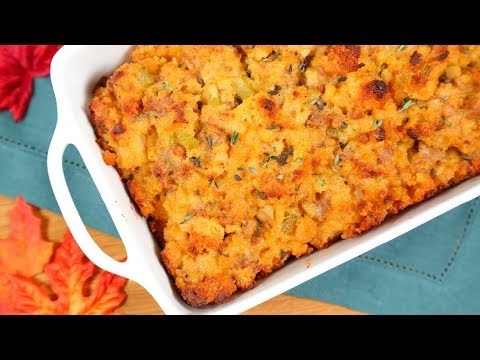 Stuffing | 3 Delicious Ways | Thanksgiving 2017
