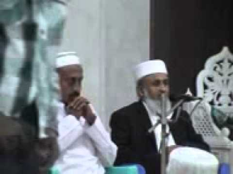 hanafi imaam conference-redhills by s s ahamed hazrath part 01