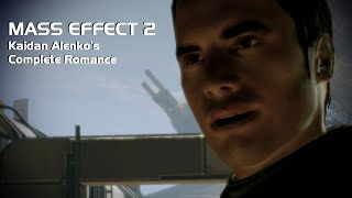 Repeat youtube video Mass Effect 2: Kaidan Alenko's Romance (FULL)