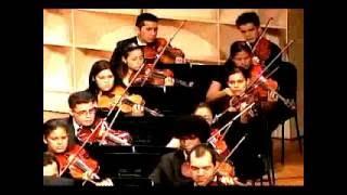 """Mendelssohn: Symphony No. 4 Op. 90 """"Italian"""" (2 of 4)  OSSB/Izcaray"""