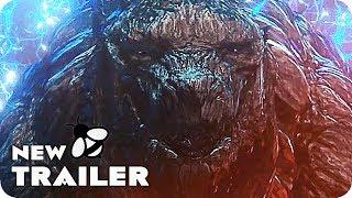 Godzilla: Monster Planet Final Trailer (2018) 2017) Godzilla Anime Movie thumbnail