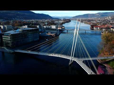 NORWAY LIER DRAMMEN DJI SPARK FULL HD