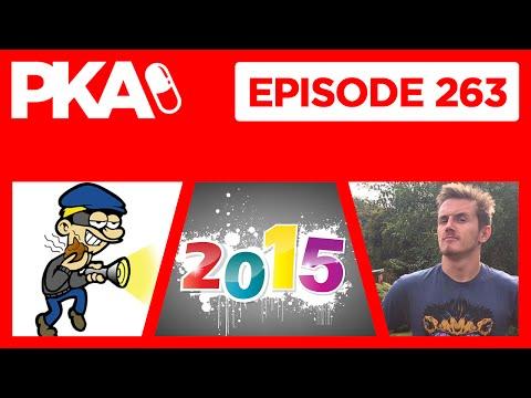 PKA 263  Syndicate Drama, Poop Bandit Strikes again, BestWorst of 2015