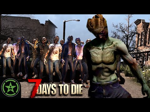Lets Play - 7 Days to Die Part 1