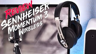Sennheiser Momentum 3 Wireless - DER NEUE KING!! - Review