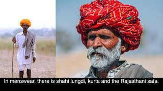 History Of Rajasthan I Dressing Style, Art Culture, Tradition I राजस्थान का इतिहास