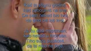 IN VIVO - Sad kad nema nas (Tekst/Lyrics)