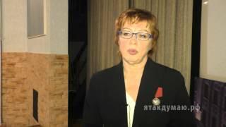 О роли женщины в Великой Отечественной Войне - журналист Татьяна Батенёва #ЯтакДУМАЮ