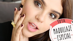 Maquillaje Para Vestido Vino Youtube