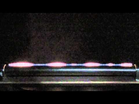 Waves! (featuring Rubens Tube demo)