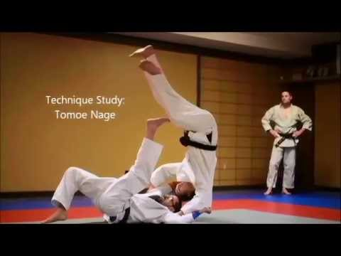 Dakota Budokan - Tomoe Nage Variations