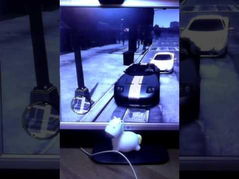 играю в  Grand Theft Auto IV