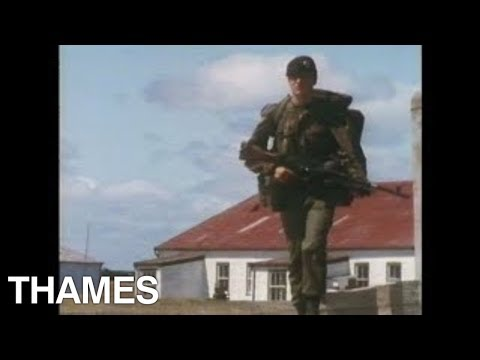 Falklands War | Life after the Falklands War | Falkland Islanders | 1983