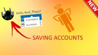 Roblox - Saving accounts from getting HACKED