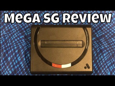 Analogue Mega SG Review:  A New Way To Play Classic Sega Games thumbnail