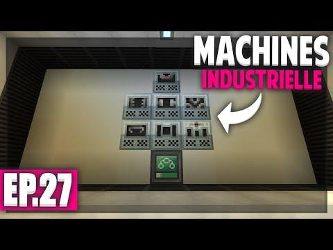 DÉBUT DE TECH REBORN ! | Minecraft Moddé - MC Eternal | Ep# 27