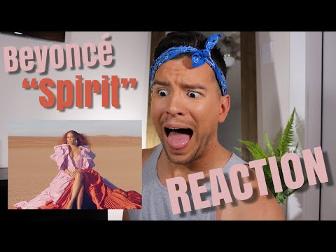 Beyonce - SPIRIT From Disney's The Lion King (Music Video) | REACTION VIDEO