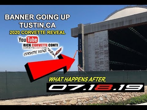 C8 Corvette Reveal Update From Tustin What Happens After 7 18 19