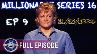 Who Wants to be a Millionaire Series 16 Episode 9 11th December 2004