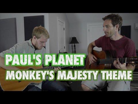 Paul's Planet Theme: Monkey's Majesty