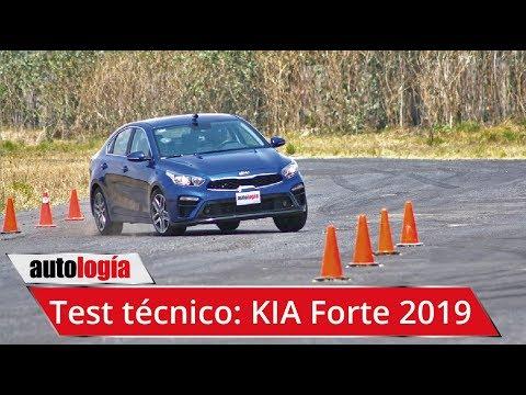 #Test Técnico KIA Forte 2019