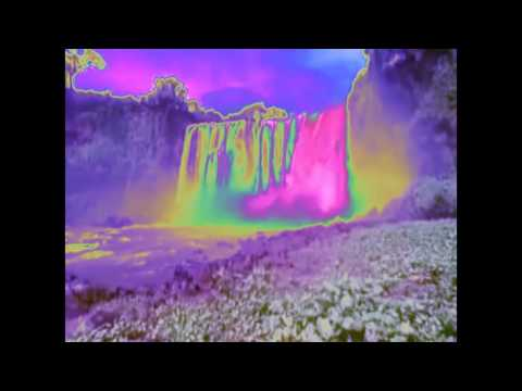 Andy Stott - How It Was  (Psychedelic aztec visual)