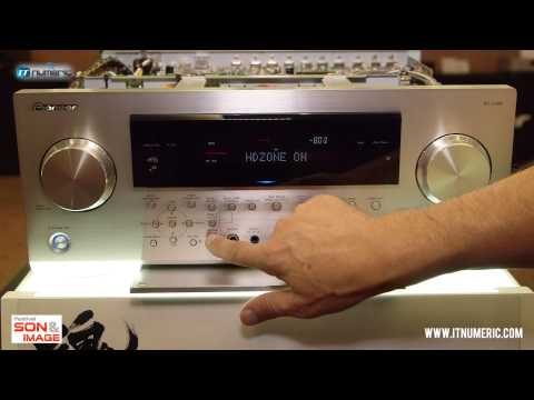 Pioneer SC-LX 88 - Amplificateur multicanal AV 9.2