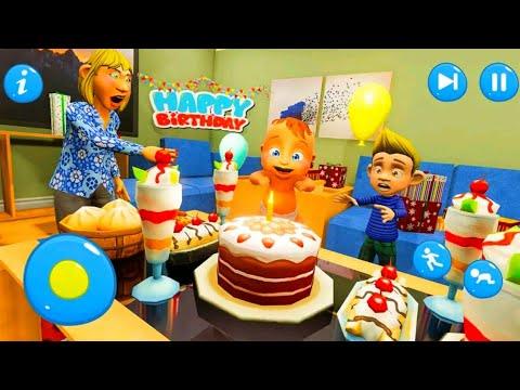 ? Virtual Baby Simulator - Junior Baby Care Gameplay - Walkthrough - Part 2 [Android - IOS]