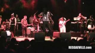 Gyptian - Butterfly [Part 5: Live in Amsterdam 10/25/2010]