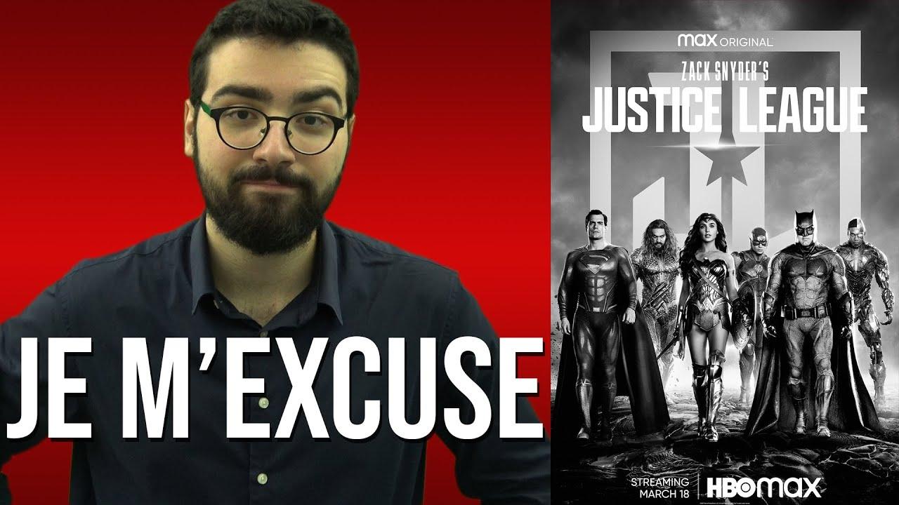 Download JUSTICE LEAGUE ZACK SNYDER CUT   Critique à chaud (spoilers à 12:04)