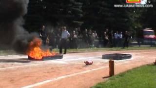 V Otwarte Mistrzostwa w Sporcie Pożarniczym 2007 - Łukasz Telus