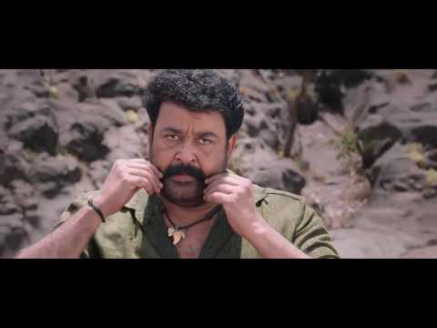 Mohanlal did all fights in Puli Murugan...
