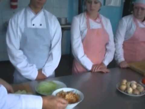 ЗПЛ Фильм приготув страв і гарнірів із запеч. овочів