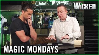 Wicked UK | Magic Mondays with Chris Fisher: Week 5