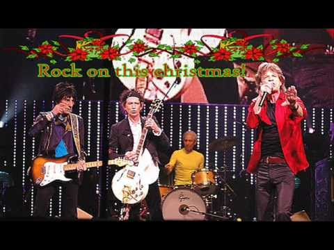 Rolling Stones Merry Christmas Happy New Year Gimme Shelter