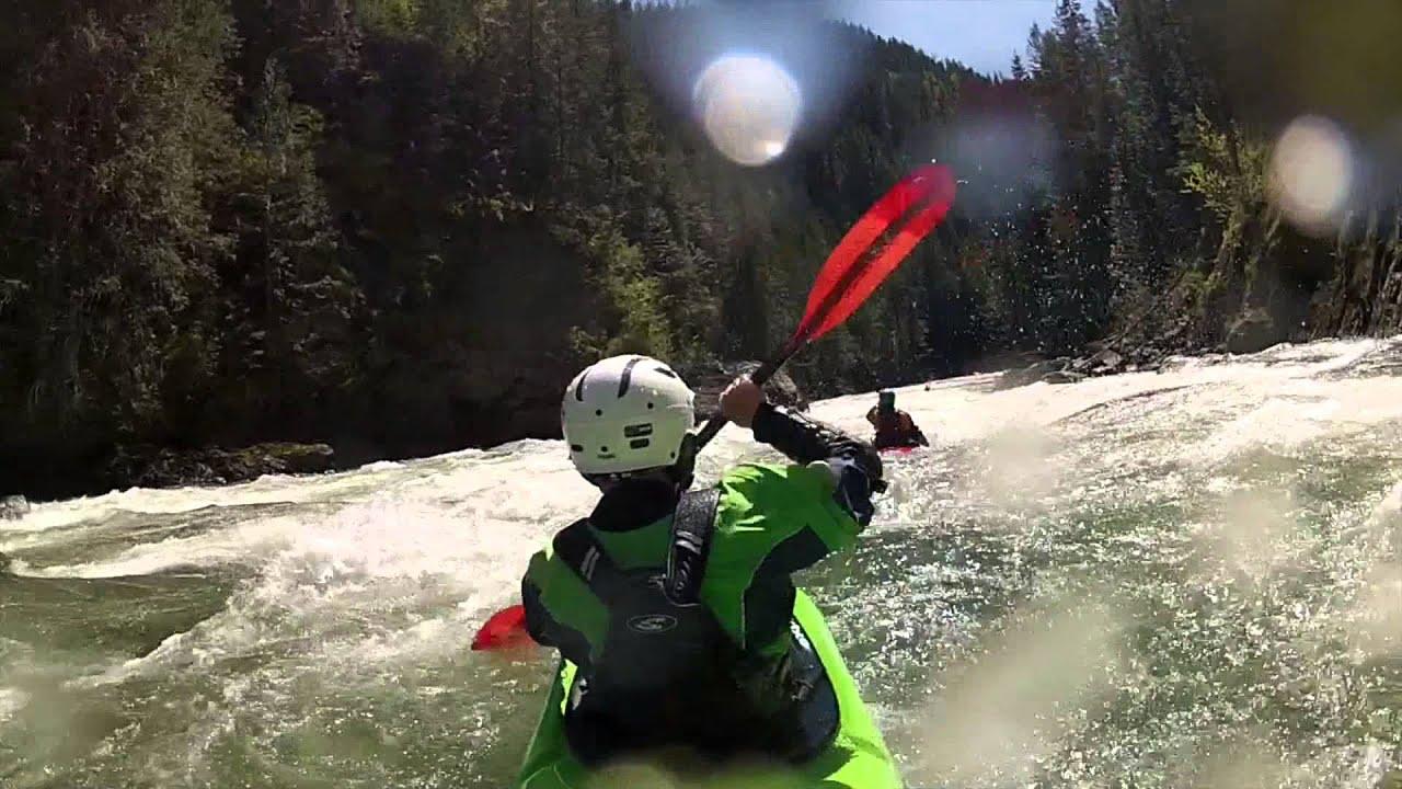 Salmo River BC
