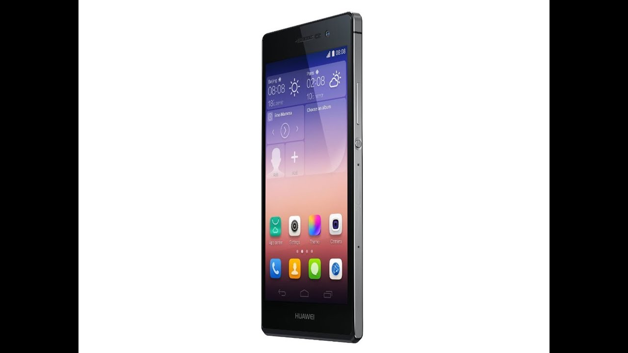 Review Update Huawei Ascend P7 Smartphone - NotebookCheck net Reviews