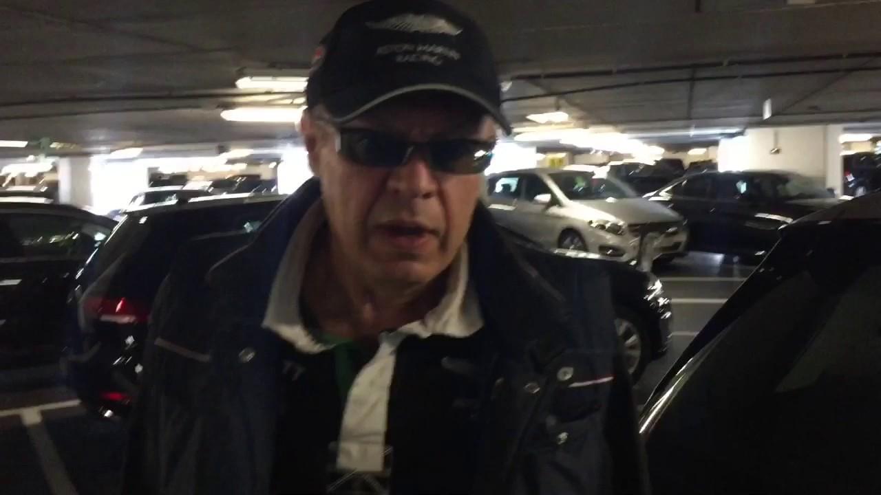 Аренда машины в Europcar в Брюсселе