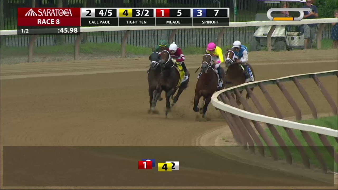 Call Paul - 2018 - The Saratoga Special Stakes