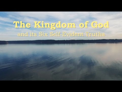 Session 1 - The Natural Attributes of God